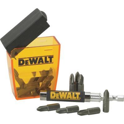 DeWalt 16-Piece Magnetic Drive Guide Screwdriver Bit Set