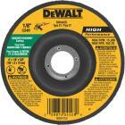 DeWalt HP Type 27 4 In. x 1/8 In. x 5/8 In. Masonry Cut-Off Wheel Image 1