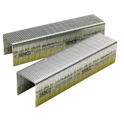 Senco 16-Gauge Galvanized Heavy Wire Decking Staples, 1 In. x 1 In. (10,000 Ct.)
