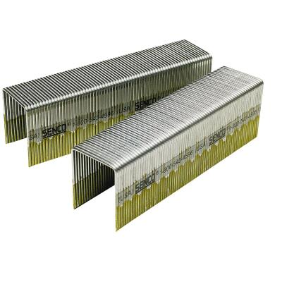 Senco 16-Gauge Galvanized Heavy Wire Decking Staples, 1 In. x 1-1/4 In. (10,000 Ct.)