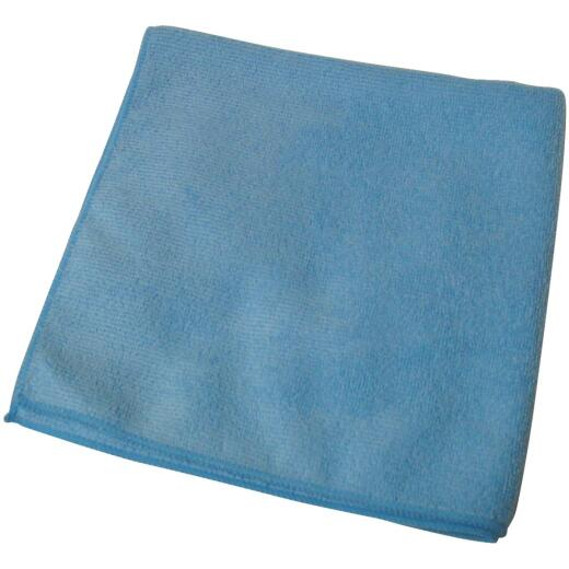 Impact Blue Microfiber Cloth (12 Count)