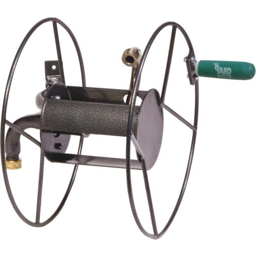Yard Butler 75 Ft. x 5/8 In. Steel Hose Reel