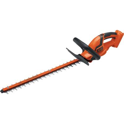 Black & Decker 24 In. 40V Lithium Ion Cordless Hedge Trimmer