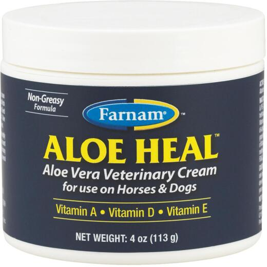 Farnam Aloe Heal 4 Oz. Veterinary Cream