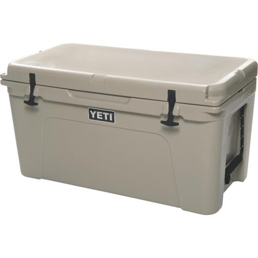 Yeti Tundra 75, 57-Can Cooler, Tan
