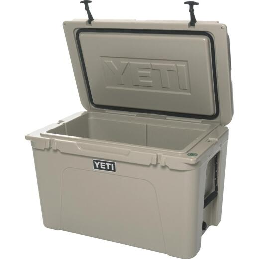 Yeti Tundra 105, 67-Can Cooler, Tan